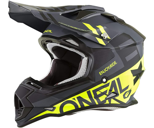 O'Neal Unisex Adult Off Road 2SERIES Helmet