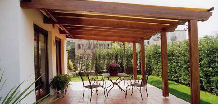 Pergole e tettoie per il giardino guide e consigli di - Pergole da giardino ...