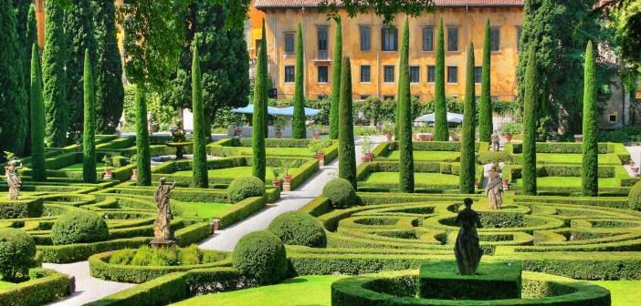 Giardino Giusti a Verona: il tour virtuale