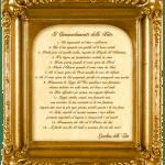 I Comandamenti delle Fate