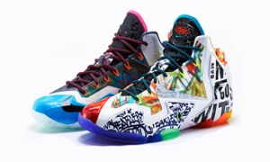 NIKE LEBRON 11 WHAT THE LEBRON 11 GIAY BONG RO