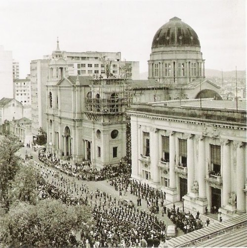 Palácio Piratini em 1970