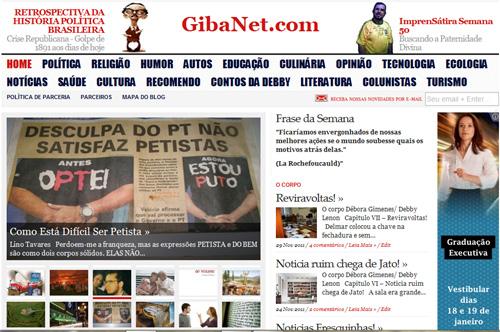 Gibanet.com