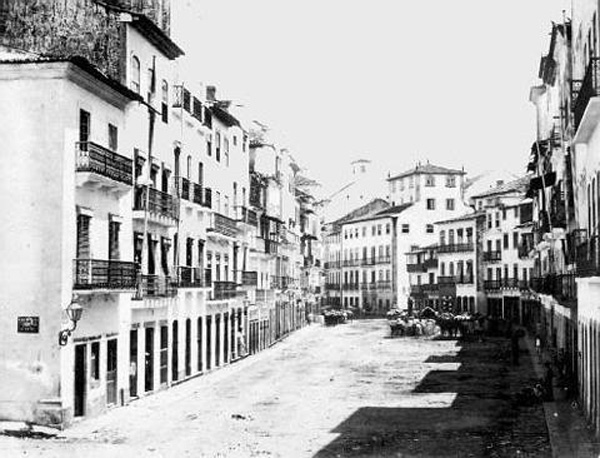 Bairro do Recife 1930