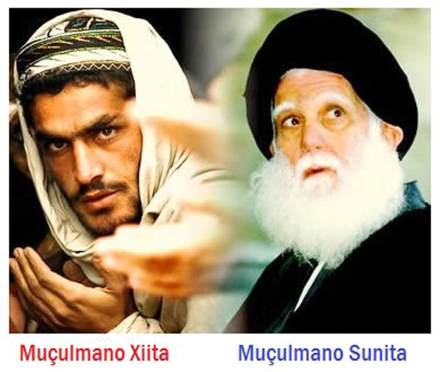 Islamismo, saiba o que é e no que acreditam - xiitas-e-sunitas