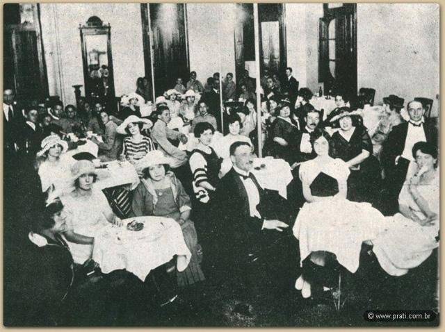 Confeitaria Rocco 1920