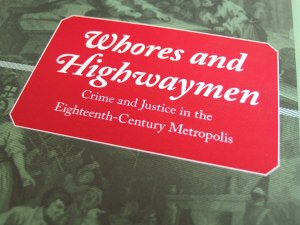 Whores and Highwaymen cover