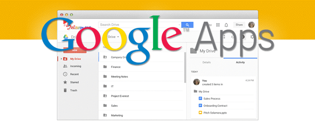 Google Apps for Work Tips and Tricks