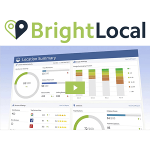 BrightLocal Local Marketing Platform