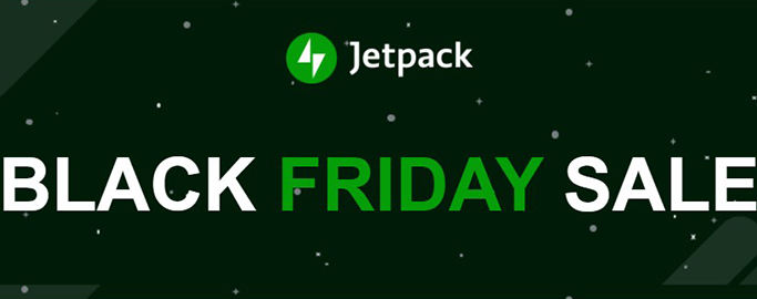 Jetpack Black Friday Sale Save 40%