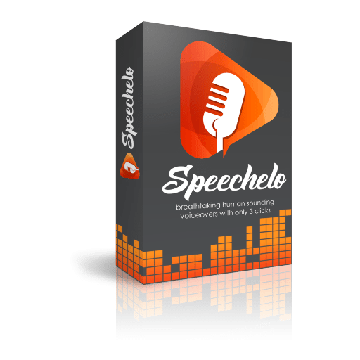New AI Software Speechelo