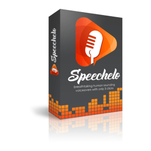 New AI Software Speechelo