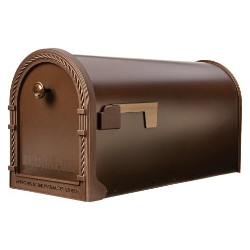 Designer Post Mount Mailbox