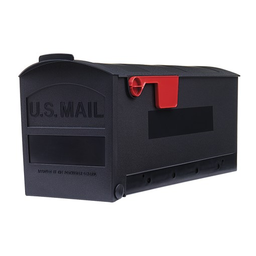Patriot Post Mount Mailbox