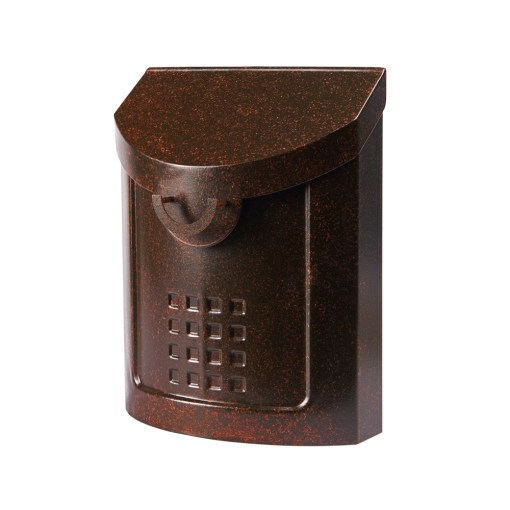 Neo Classic Wall Mount mailbox