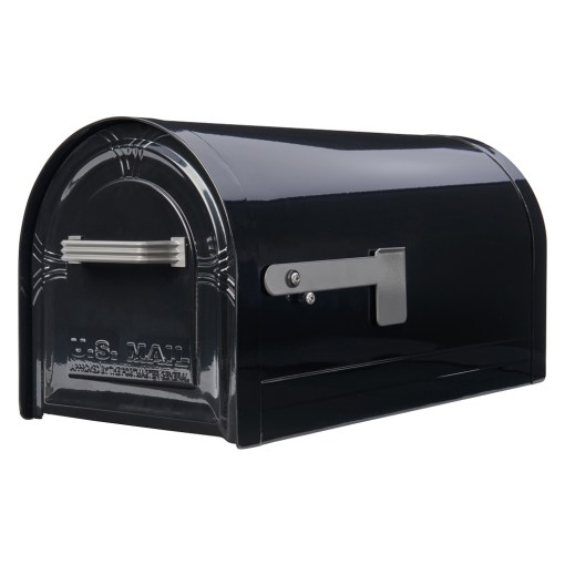 Wyngate lockable mailbox