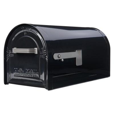 Wyngate lockable mailbox