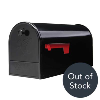 Elite Plus Double Door Mailbox, Out of Stock
