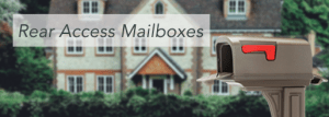 rear door mailbox