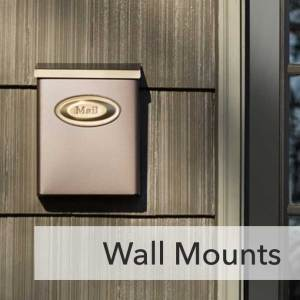 Wall Mount Mailbox Product Category