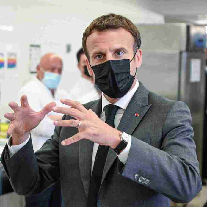 Man Smacks French President Macron's Face Hard In A Viral Video