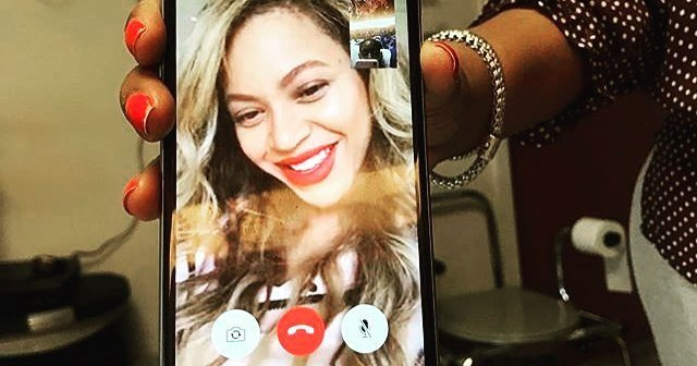 Beyonce Surprise Cancer Patient With FaceTime Call