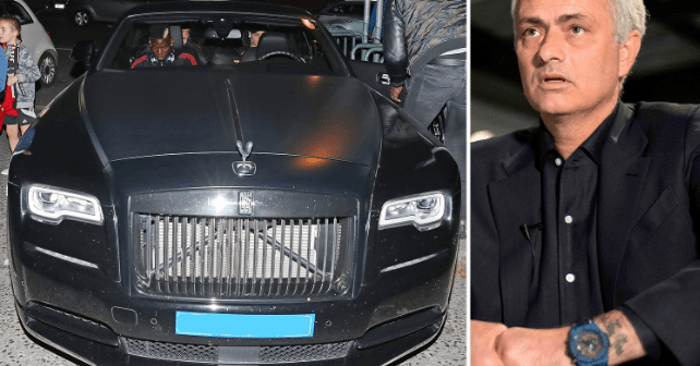 Jose Mourinho Reveals How Pogba Wanted To Ditch Man United's Team Bus And Travel In His Rolls-Royce.