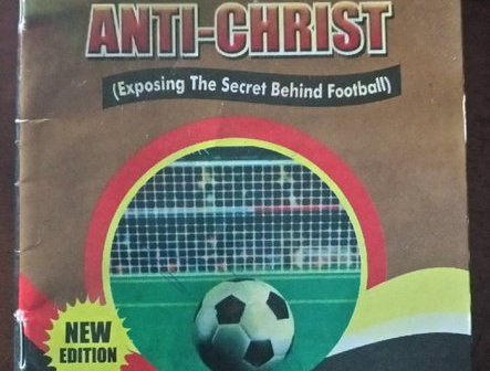 Nigerian Evangelist who served Satan for 990 years, says football is demonic and was invented by Satan