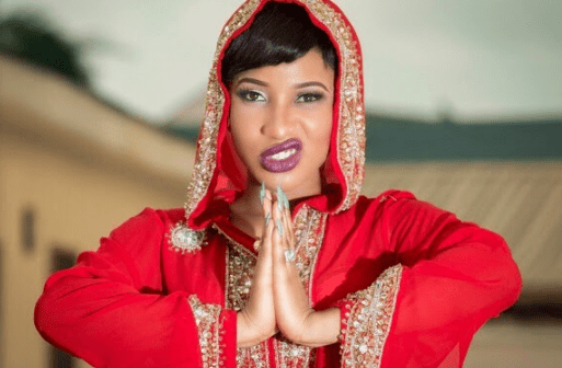 Tonto Dikeh: I'm super upset witches pressed my chest last night