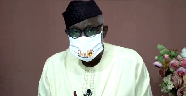 BREAKING: Ondo Governor Tests Positive For COVID-19