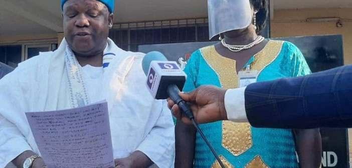 DSS releases Obadiah Mailafia after interrogation