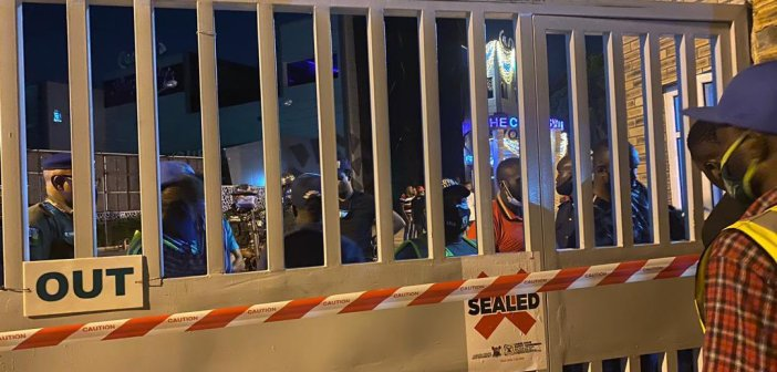 Police raid Cubana Night Club again, arrest over 200 suspects