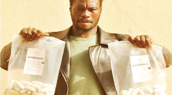 NDLEA arrests Algeria-bound trafficker with N1bn cocaine hidden in yogurt