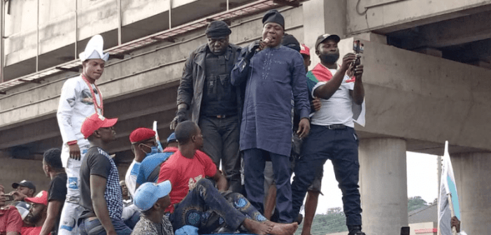 No election in 2023: Sunday Igboho insists