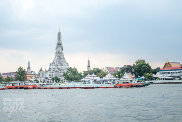 From Wat Pho to Tha Tien