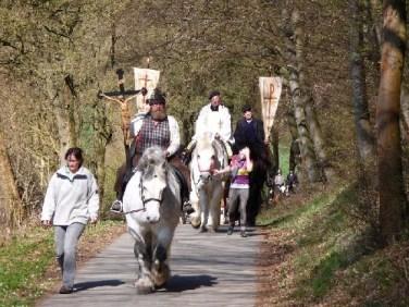 Pferdeprozession 18.04.2010 04