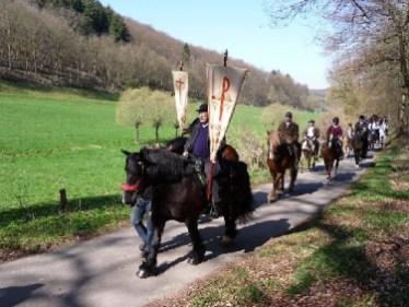 Pferdeprozession 18.04.2010 05