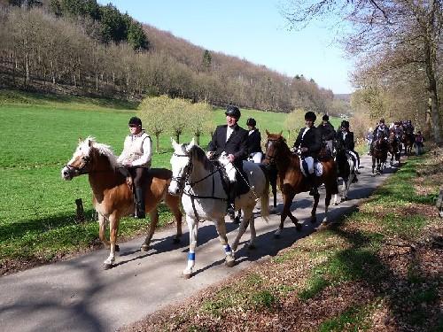 Pferdeprozession 18.04.2010 06