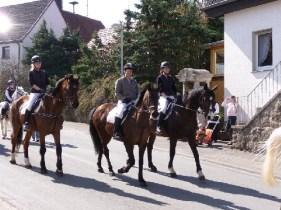 Pferdeprozession 18.04.2010 11