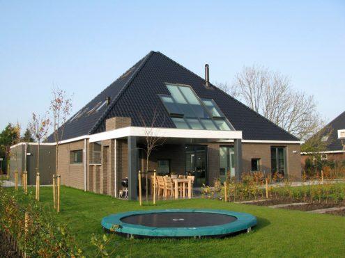 Nieuwbouw Stolp - Gietermans & Van Dijk - DVDH Interieurarchitecten