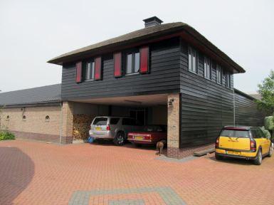 Nieuw landhuis in Spijkerboor - Gietermans & Van Dijk architecten