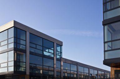 Nieuwbouw bedrijfsgebouw Amsterdam-Noord - Gietermans & Van Dijk architecten