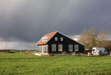 Nieuwbouw woonhuis te Spijkerboor - Gietermans & Van Dijk architecten