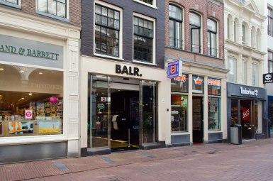 Gevel Kalverstraat BALR - Verbouw en uitbreiding winkelruimte BALR - Gietermans & Van Dijk architecten - Serena Silooy Photography