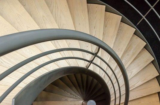 Trap BALR - Verbouw en uitbreiding winkelruimte BALR - Gietermans & Van Dijk architecten - Serena Silooy Photography