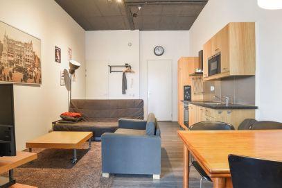 Studentenappartement Tetterode - Transformatie voormalig Tetterode-complex - Gietermans & Van Dijk architecten - Serena Silooy Photography
