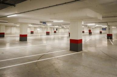 Overdekt parkeerterrein Tetterode - Transformatie voormalig Tetterode-complex - Gietermans & Van Dijk architecten - Serena Silooy Photography