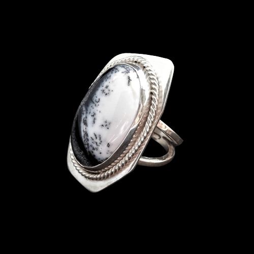 BP11-Opale dendritique (taille 57)