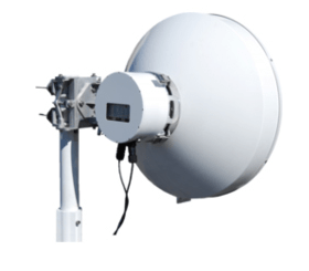 Lightpointe Airebeam E-band or V-band MMW Millimeter Wave Link
