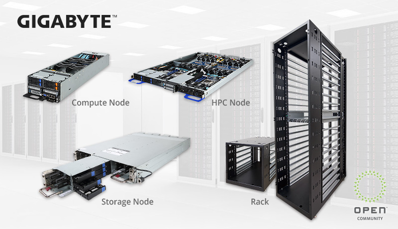 racklution op ocp server products